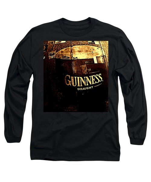 Draught  Long Sleeve T-Shirt by Chris Berry