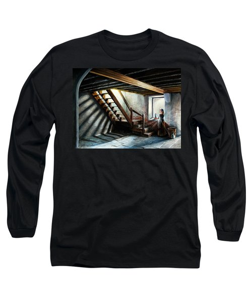 Drayton Hall- A Quiet Moment Long Sleeve T-Shirt