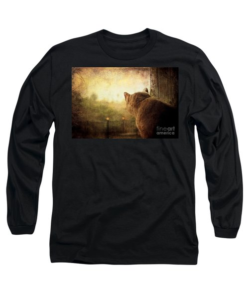 Dreamer Long Sleeve T-Shirt by Ellen Cotton