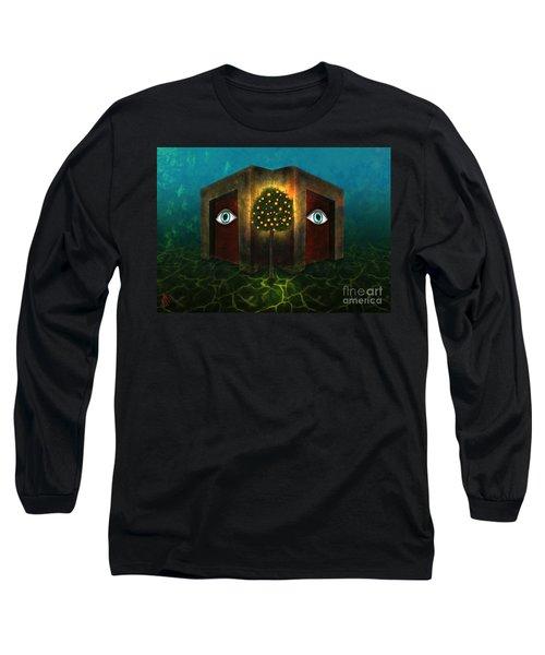 Dreams Do Not Sleep Long Sleeve T-Shirt