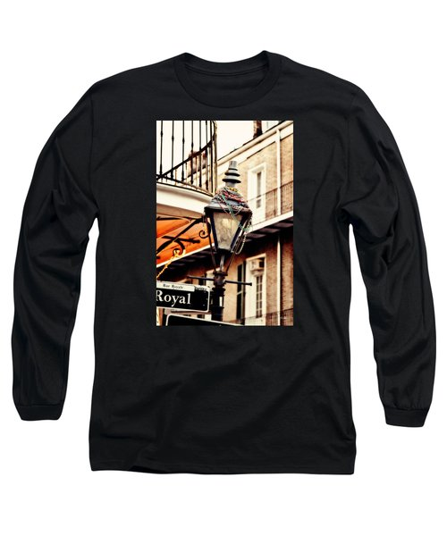 Dressed For The Party Long Sleeve T-Shirt by Scott Pellegrin