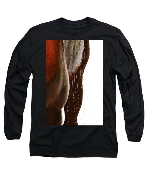 Drip Dry Long Sleeve T-Shirt by Michelle Twohig