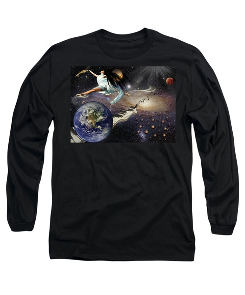 Drops Of Jupiter Long Sleeve T-Shirt
