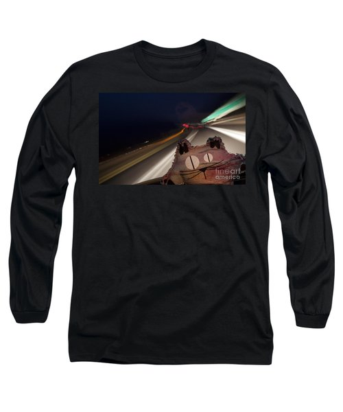 Drunk Driver Long Sleeve T-Shirt