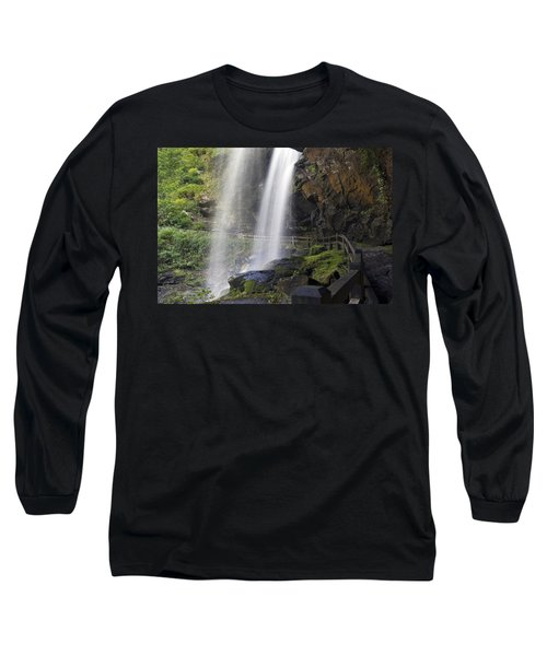 Dry Falls North Carolina Long Sleeve T-Shirt