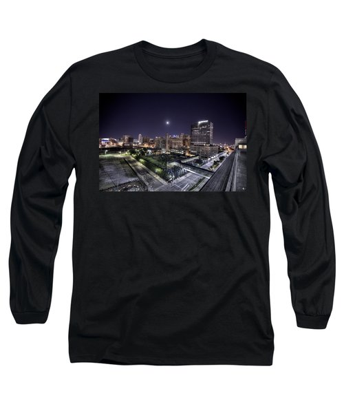 Dte In Detroit Long Sleeve T-Shirt