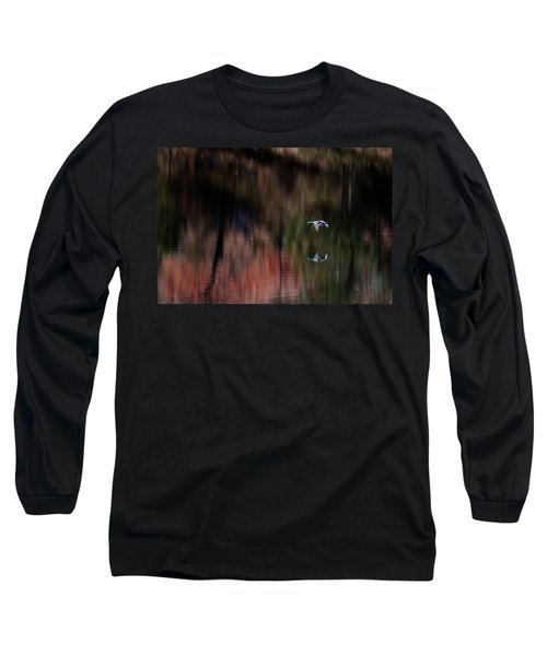 Duck Scape 3 Long Sleeve T-Shirt