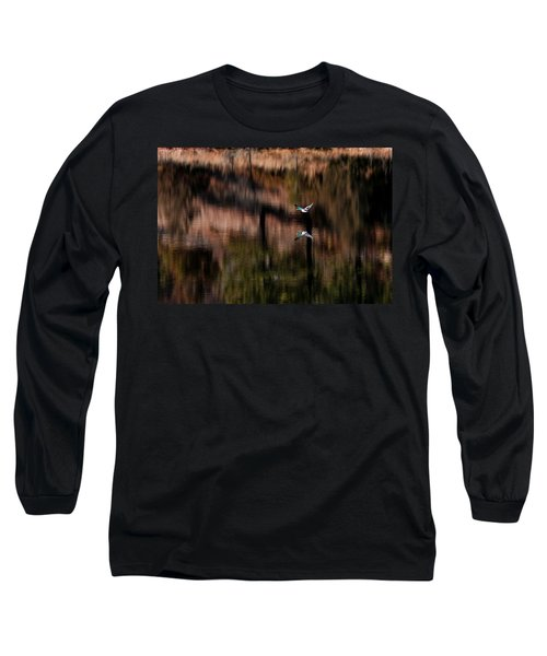 Duck Scape Long Sleeve T-Shirt