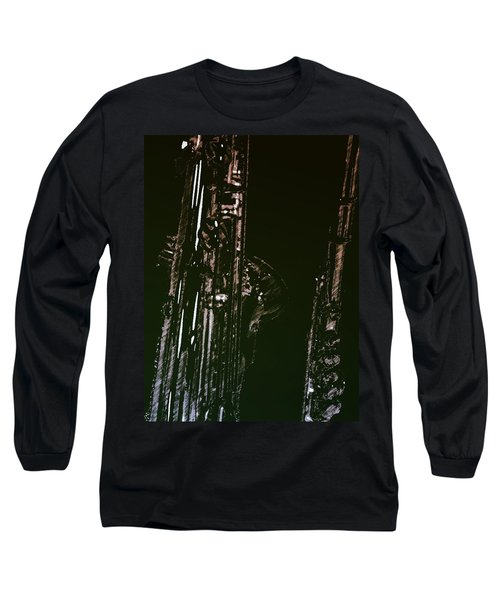 Duet Long Sleeve T-Shirt by Photographic Arts And Design Studio
