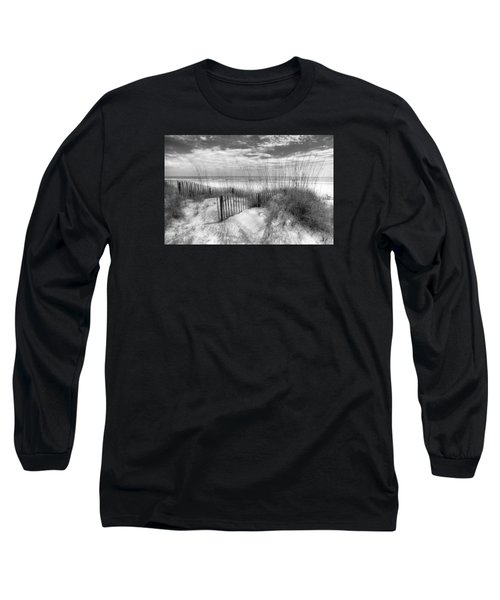 Dune Fences Long Sleeve T-Shirt