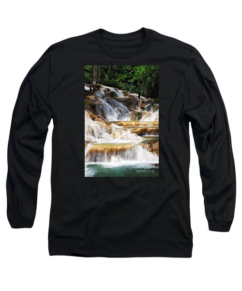 Dunn Falls Long Sleeve T-Shirt