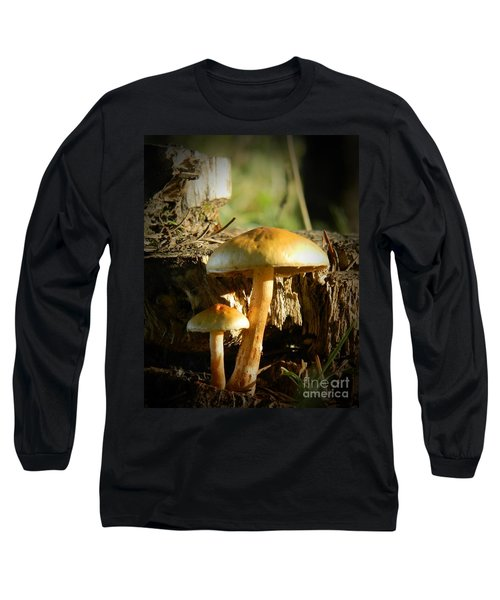 Duo Long Sleeve T-Shirt by Chalet Roome-Rigdon