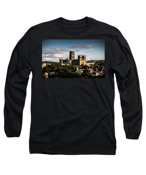 Long Sleeve T-Shirt featuring the photograph Durham Cathedral by Matt Malloy