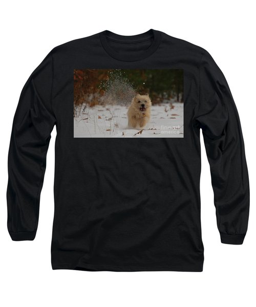 Dusted Long Sleeve T-Shirt by Molly Poole