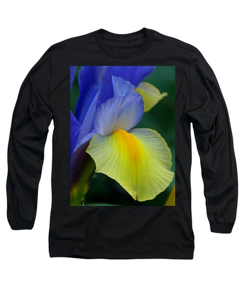 Dutch Beauty Long Sleeve T-Shirt by Jennifer Wheatley Wolf