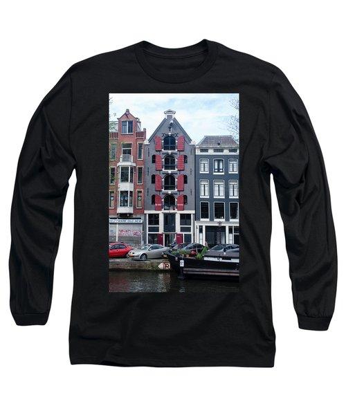Dutch Canal House Long Sleeve T-Shirt