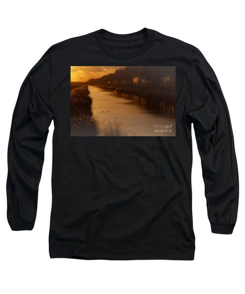 Dutch Landscape Long Sleeve T-Shirt