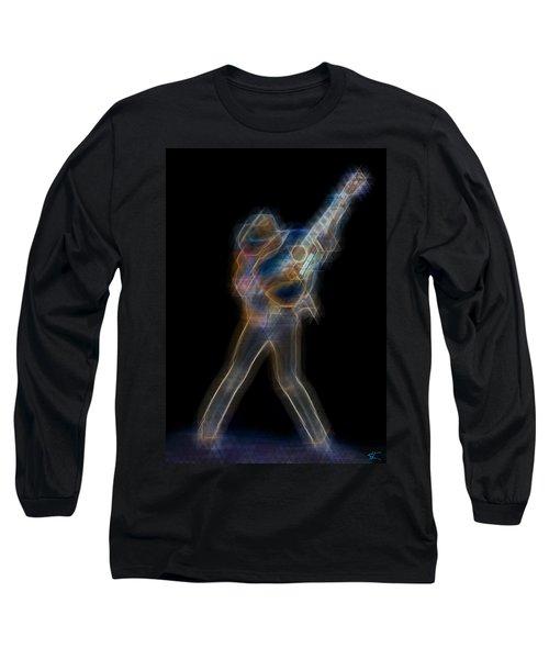 Dwight Noise Long Sleeve T-Shirt