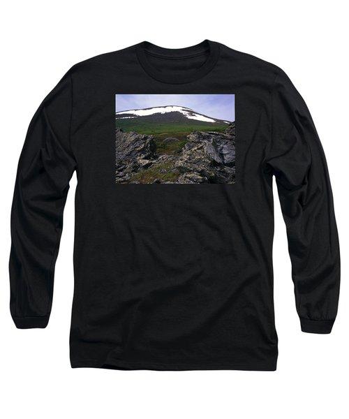 Long Sleeve T-Shirt featuring the photograph Dyatlov's Pass by Vladimir Kholostykh