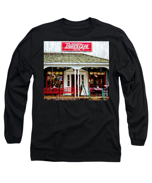 Dyer's Cafe Memphis  Long Sleeve T-Shirt
