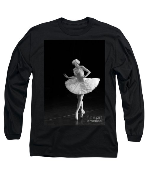 Dying Swan 3. Long Sleeve T-Shirt
