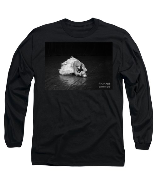 Dying Swan 4. Long Sleeve T-Shirt