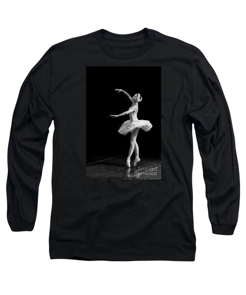 Dying Swan 8. Long Sleeve T-Shirt