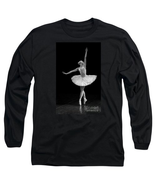 Dying Swan 9. Long Sleeve T-Shirt