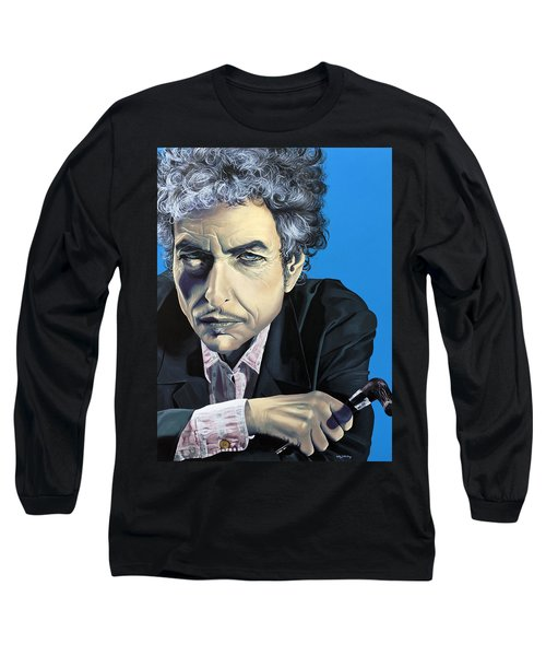 Dylan Long Sleeve T-Shirt by Kelly Jade King