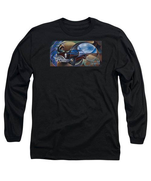 Dynamic Route 66 Long Sleeve T-Shirt