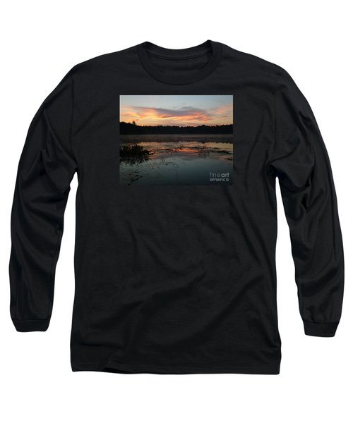 Eagle River Sunrise No.5 Long Sleeve T-Shirt