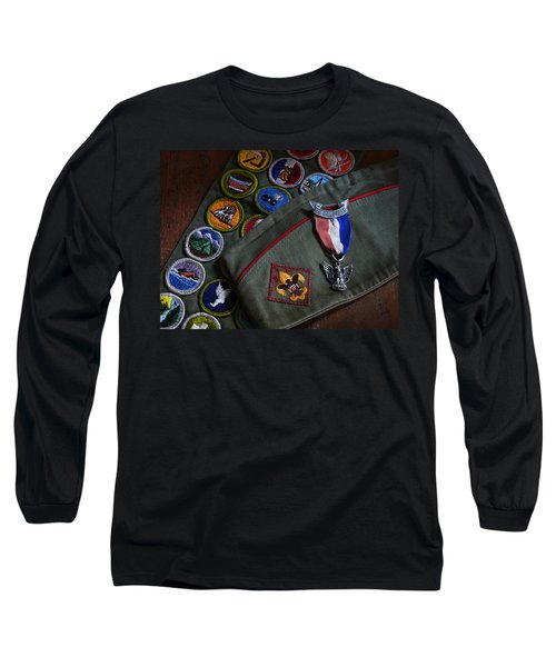 Eagle Scout Long Sleeve T-Shirt
