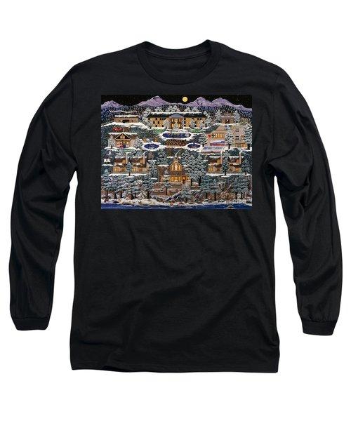Eaglecrest Resort Long Sleeve T-Shirt