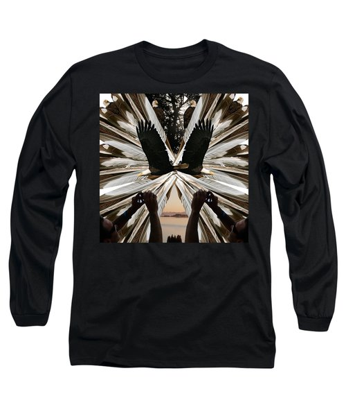 Eagle's Song Long Sleeve T-Shirt
