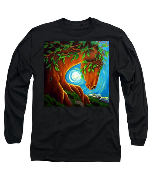 Earth Elder Long Sleeve T-Shirt