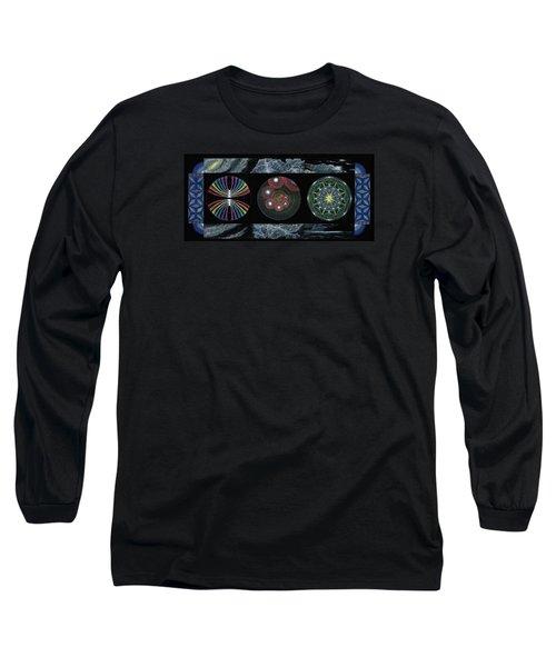 Earth's Beginnings Long Sleeve T-Shirt