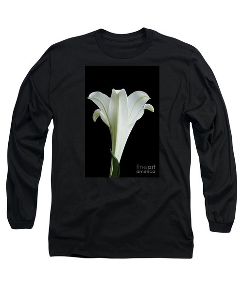 Easter Lily Long Sleeve T-Shirt