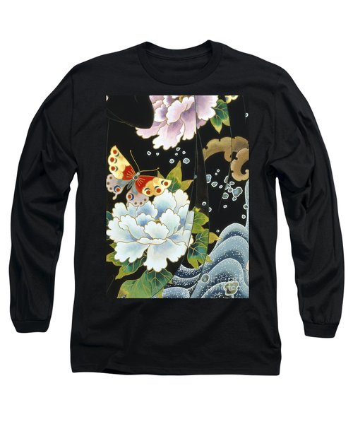 Echigo Dojouji Crop II Long Sleeve T-Shirt