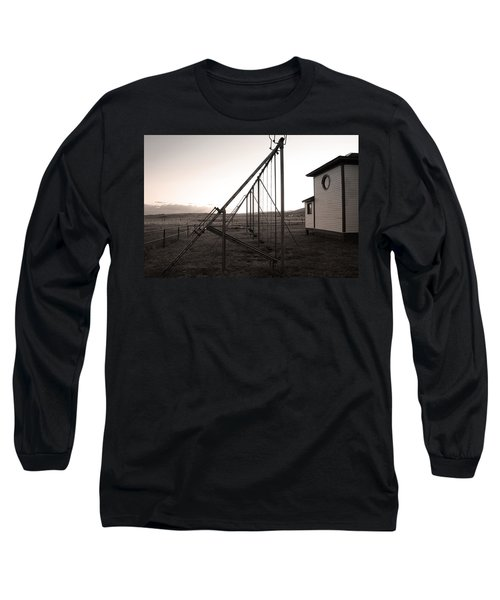 Long Sleeve T-Shirt featuring the photograph Echoes Of Laughter by Jim Garrison