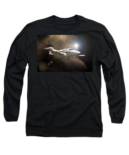 Eclipse Landing Long Sleeve T-Shirt