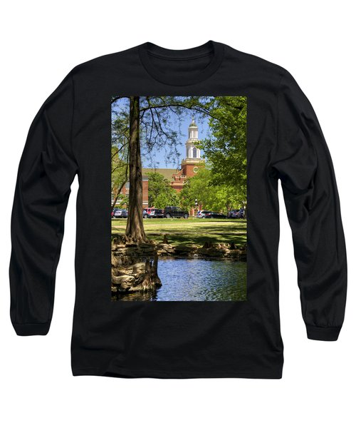 Edmon Low Library Long Sleeve T-Shirt
