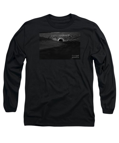 Eerie Tunnel Long Sleeve T-Shirt