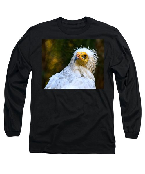 Egyptian Vulture Long Sleeve T-Shirt