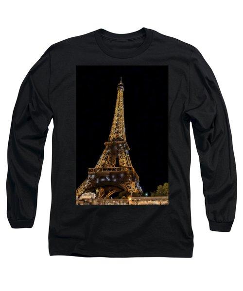 Eiffel Tower 4 Long Sleeve T-Shirt