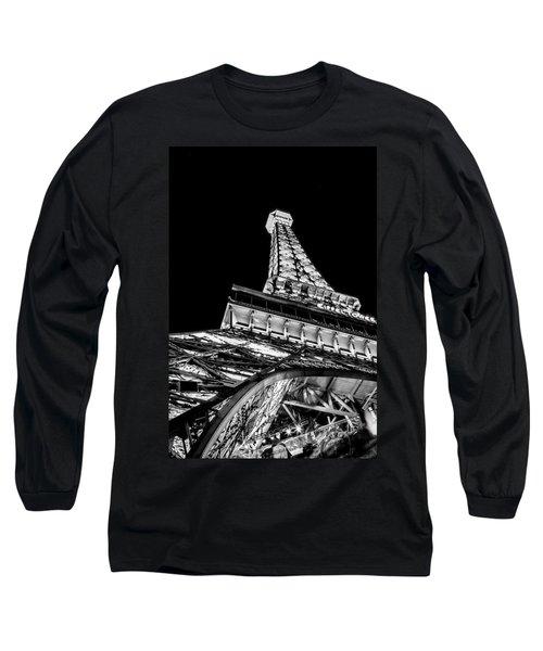 Industrial Romance Long Sleeve T-Shirt by Az Jackson