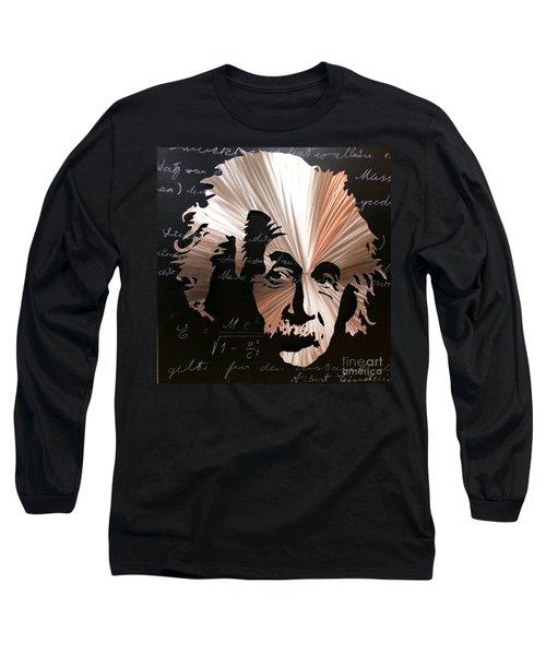 Einstein Long Sleeve T-Shirt