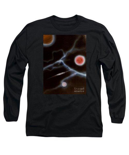 Electric Flesh Long Sleeve T-Shirt