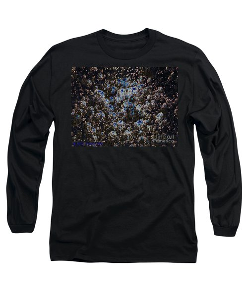 Electrified  Reality  Long Sleeve T-Shirt