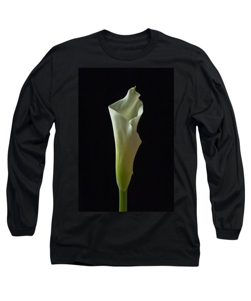Elegance Calla Lily Long Sleeve T-Shirt