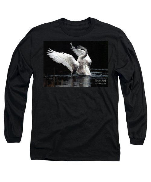 Elegance In Motion 2 Long Sleeve T-Shirt